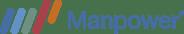 Manpower Web Horizontal Logo for Light Background